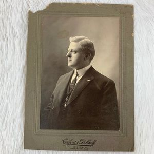 Other - Antique Edwardian Cabinet Card Brooklyn NY Photo